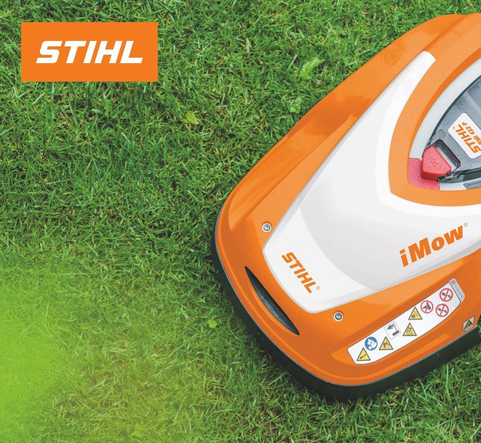 Robot de tonte pelouse Stihl imov